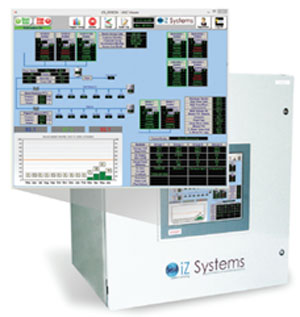 Compressed Air Automation and Data Acquisition System screen shot